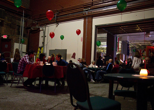 Ohio Brewing Company Christmas Party