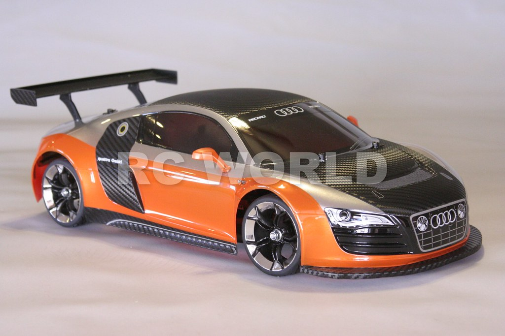 tamiya 1 10 rc audi r8 a photo on flickriver. Black Bedroom Furniture Sets. Home Design Ideas