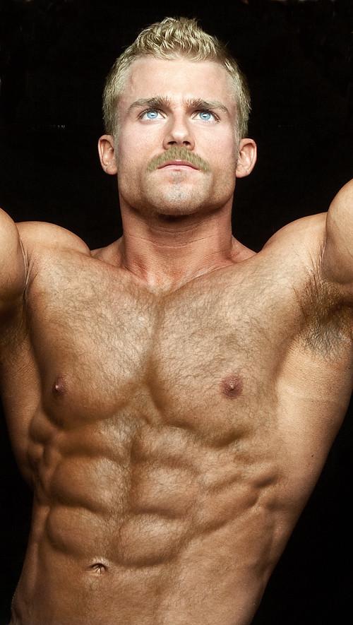 hairy german men