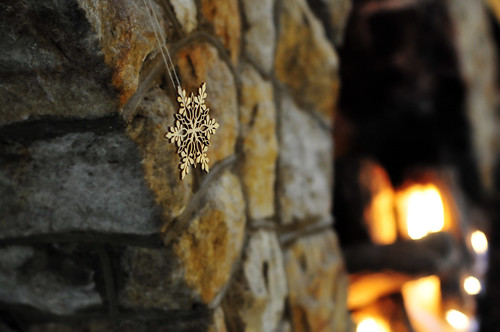 fire and snowflake