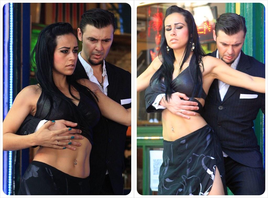 Buenos Aires Tango Couple