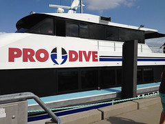 Our boat with ProDive