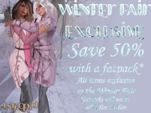 Intrepid:: Winter Fair Special