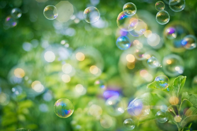 Soap bubble #4
