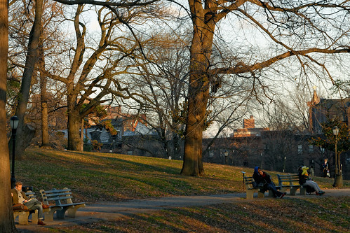 Fort Greene Park, Brooklyn