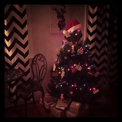 What I did with my day off - #christmas #christmastree #xmas #xmastree