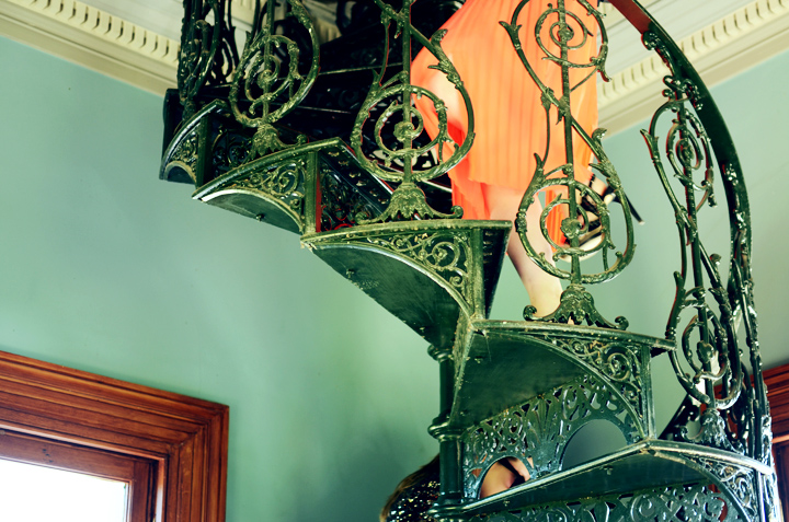 sprial staircase b