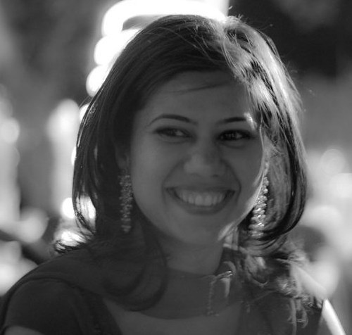 Megha Deokule, co-founder of i2cook