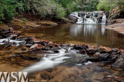 mountains nature water creek georgia landscape waterfall cascades hdr northgeorgia dickscreek photomatix