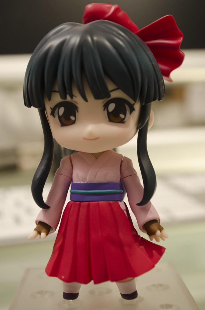 Nendoroid Sakura Shinguji