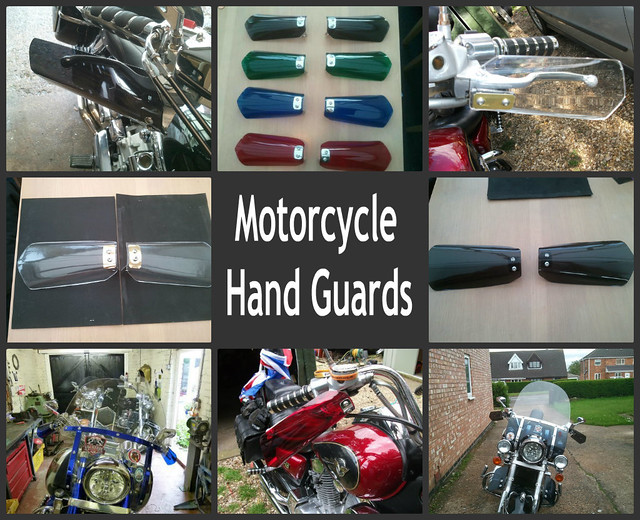 Collage mc hand guards