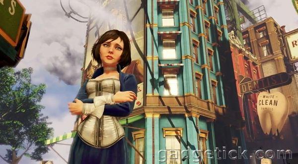 Дата выхода BioShock Infinite