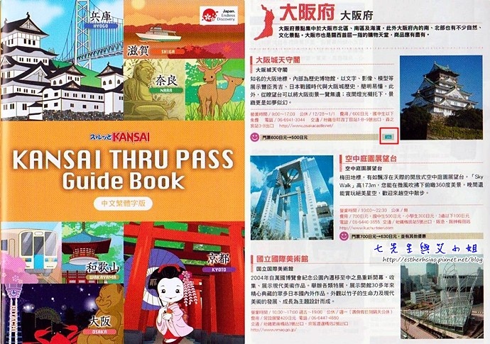 4 HANKYU TOURIST PASS GUIDE