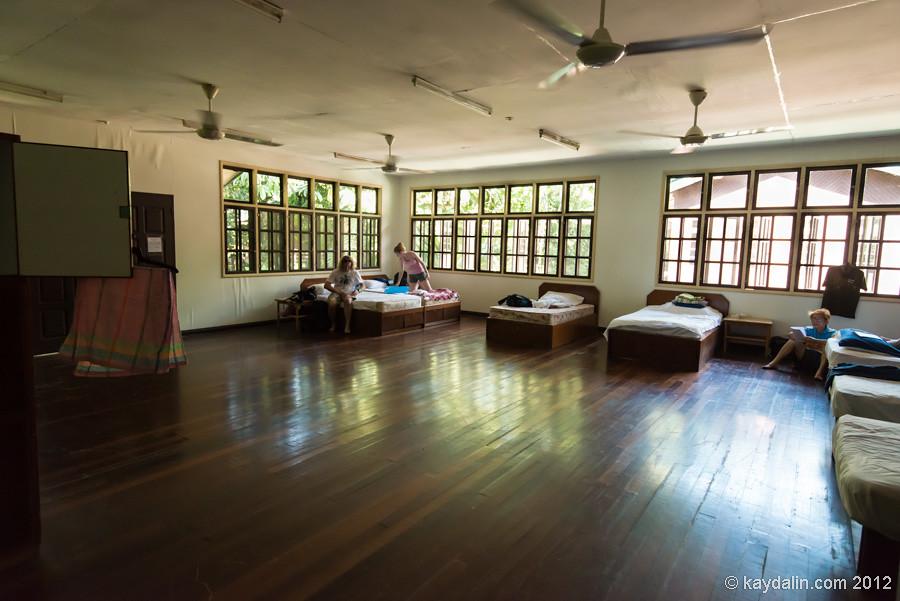 mulu hostel