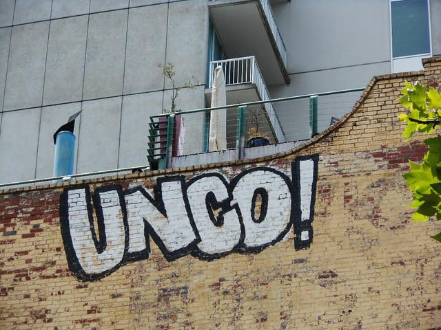 Header of unco