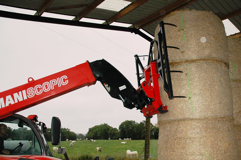 Bale Clamp Intensive