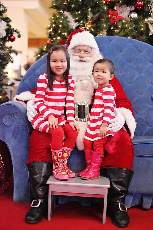 Santa Visit - 2012