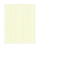 portrait A2 card size JPG Monochromatic Pin Stripe (chartreuse) LARGE SCALE