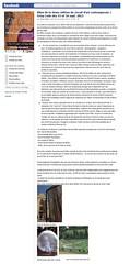 Bilan de la 6ème édition du circuit d'art contemporain / Grisy Code des 15 et 16 sept. 2012