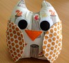 Owl softie for Softies for Mirabel