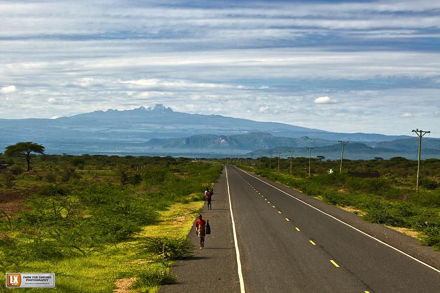 A104 road (Kenya)