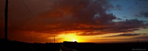 silhouette sunrise sundown eveningsun outdoor yelloworange goldenlighthour skycloudssilhouette markwinterbournephotographycanoneosbradfordwestyorkshireunitedkingdomleedsyeadon markwinterbournephotographycanoneosbradfordwestyorkshire