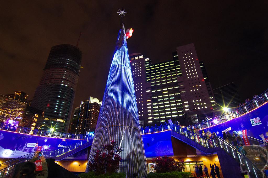 新板特區璀璨歡樂耶誕城