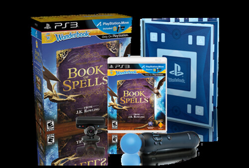Wonderbook: Book of Spells Bundle