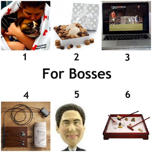 Mrs. Fields Secrets Gift Guide for Bosses