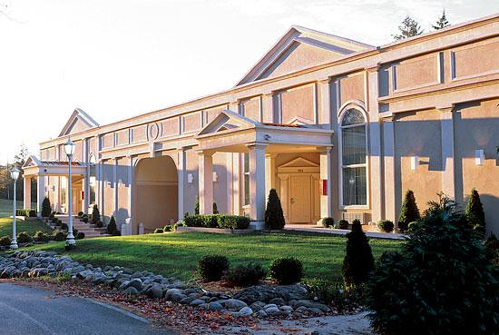 Pocono Palace Resort Exterior View Flickr Photo Sharing
