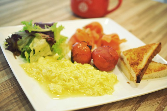 Scrambling Eggs - $14.9