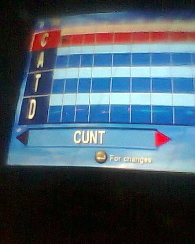 c nut bowling