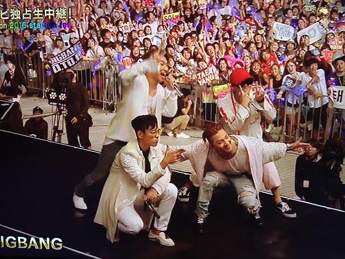 BIGBANG A-Nation Tokyo Screencaps 2016-08-27 (5)