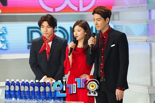 Big Bang - SBS Inkigayo - 10may2015 - SBS - 63