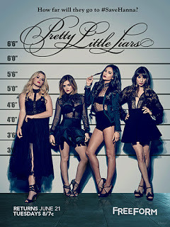 Assistir Pretty Little Liars Dublado e Legendado