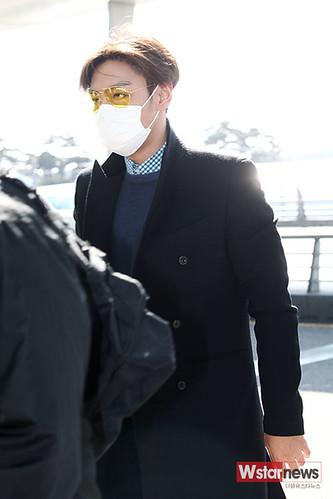TOP - Incheon Airport - 13mar2015 - Wstar News - 03