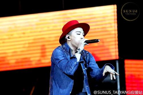 Tae Yang - V.I.P GATHERING in Harbin - 21mar2015 - SUNANDUS - 09