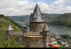 Germany - UPPER MIDDLE RHINE VALLEY