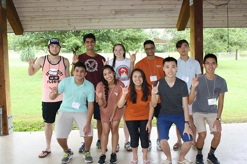 Congrats to the Amazing Race winning team at this year's First-year Fall Retreat