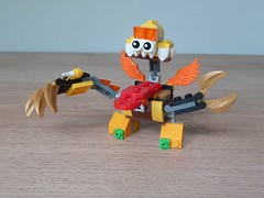 LEGO MIXELS LEWT TUNGSTER MIX or MURP? Instructions Lego 41568 Lego 41544