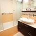 Baños completos, completamente equipados. Les atenderemos en su agencia inmobiliaria de confianza Asegil en Benidorm  www.inmobiliariabenidorm.com