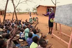 Muzu primary school, Malawi