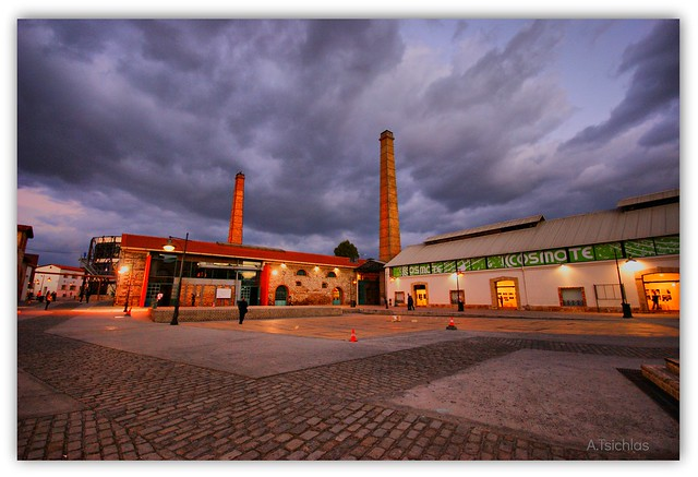 Technopolis Athens - Gazi #Explore 497- 3 Nov. 2012#