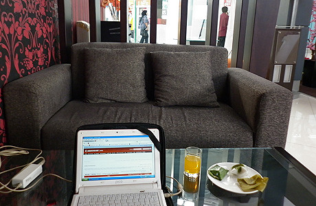 monas lounge terminal 3