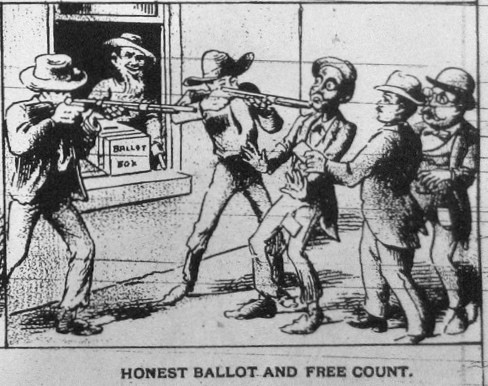 Voting in Louisiana 1892