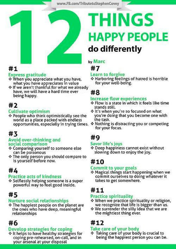 12-things-happy-people-do-differently