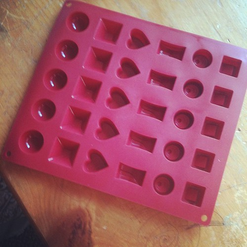 New candy mold!!!