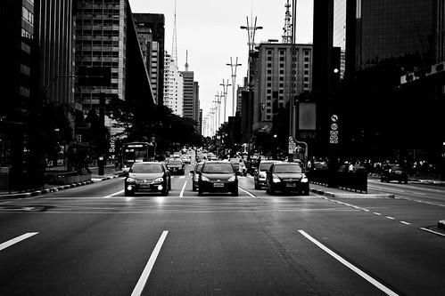 Avenida Paulista by 30950825@N08