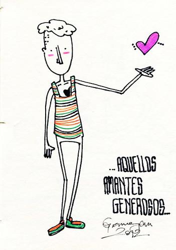 Aquellos amantes generosos... by gemma_granados