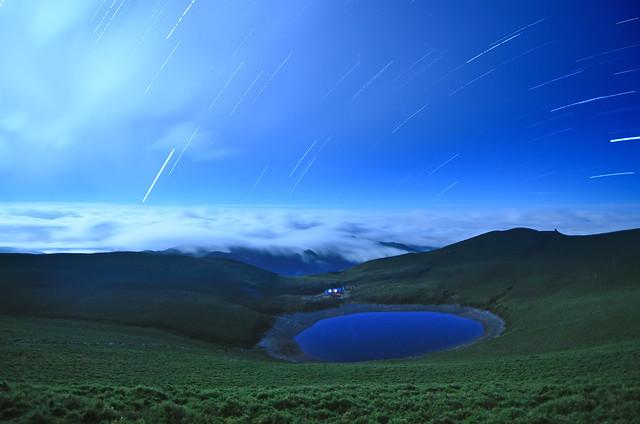 2012.11.03 台東 / 嘉明湖 (PS)